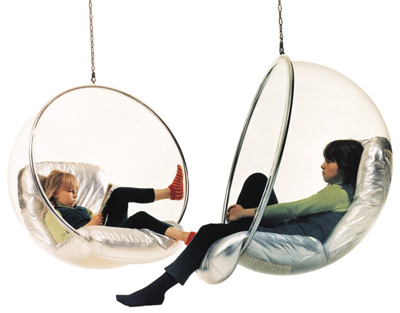 Ееро Аарнио. Eero Aarnio. Bubble Chair