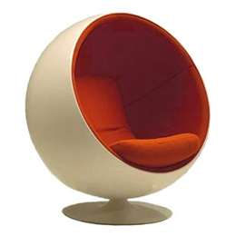 Ееро Аарнио. Eero Aarnio. Ball Chair