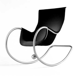 Ееро Аарнио. Eero Aarnio. Keinu rocking chair