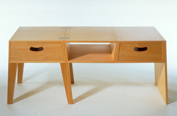Шин и Томоко Азуми. Shin&Tomoko Azumi. Table = Chest