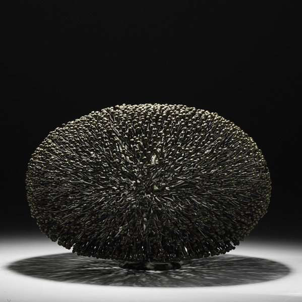 "Harry Bertoia. Гарри Бертойя. ""Sounding Sculpture"""