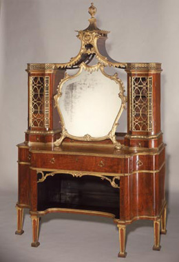 Thomas Chippendale. Томас Чиппендейл