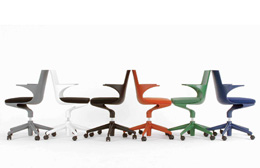 Antonio Citterio. Антонио Читтерио. Spoon Chair. Kartell. 2005