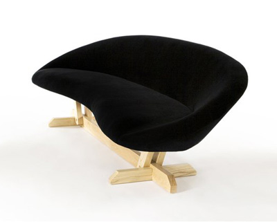 Tom Dixon. Том Диксон. Bean Sofa Pedestal Base