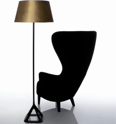Tom Dixon. Том Диксон. Wingback Chair