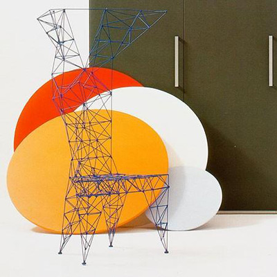 Tom Dixon. Том Диксон. Pylon Chair
