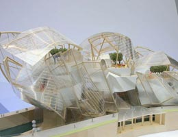 Фрэнк Гери. Frank Gehry: Louis Vuitton Foundation for Creation, Paris, France