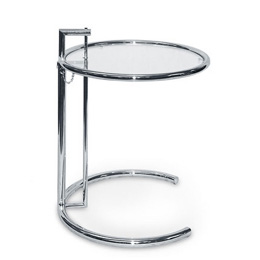 Eileen Gray. Эйлин Грей. Adjustable Table E1027