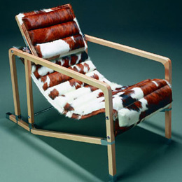 Eileen Gray. Эйлин Грей. Transat Chair