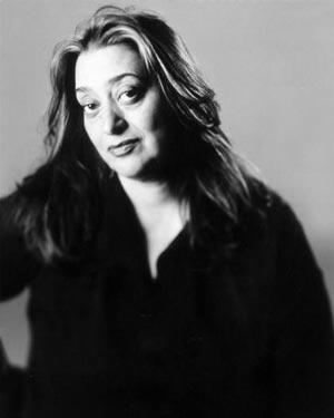 Заха Хадид. Zaha Hadid