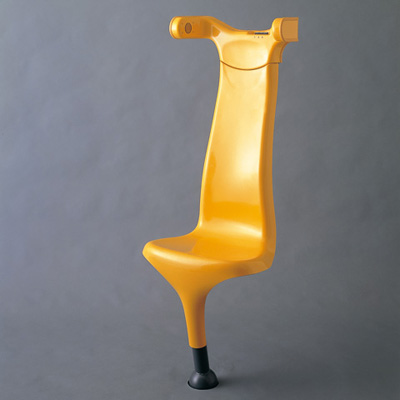 Toshiyuki Kita. Тошиюки Кита. MULTI LINGUAL CHAIR. SEVILLE EXPO. 1992