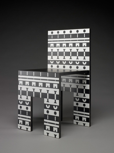 Alessandro Mendini. Алессандро Мендини. Ollo chair
