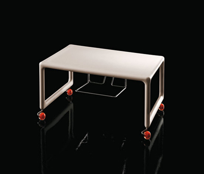 Jasper Morrison. Джаспер Моррисон. Low Air Table. Magis. 2002