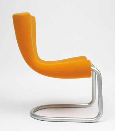 Marc Newson. Марк Ньюсон. Komed chair, 1996