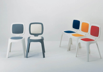 Marc Newson. Марк Ньюсон. Coast Chair, 2002