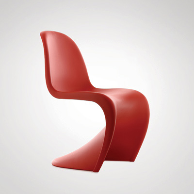 Verner Panton. Вернер Пантон. Panton Chair