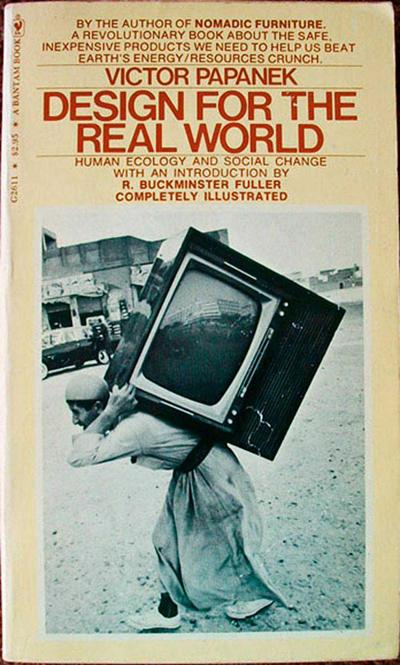 Скачать дизайн для реального мира виктор папанек