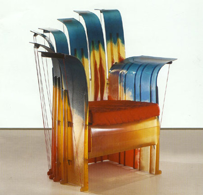 Gaetano Pesce. Гаэтано Пеше. Nobody's Royal Armchair