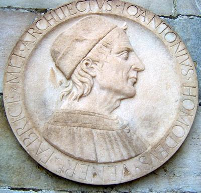 Джованни Антонио Амадео (Giovanni Antonio Amadeo)