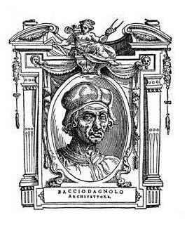 Баччо д'Аньоло (Baccio d'Agnolo)