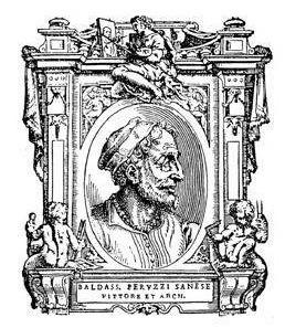 Бальдассаре Перуцци (Baldassare Tommaso Peruzzi)