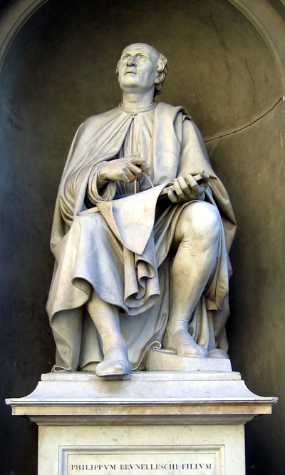 Филиппо Брунеллески (Filippo Brunelleschi (Brunellesco); 1377—1446)