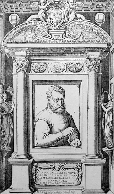 Джакомо Бароцци да Виньола (Giacomo Barozzi da Vignola)