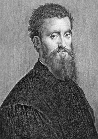 Джулиано Пиппи Романо (Giulio Pippi Romano, 1492—1546). Автопортрет