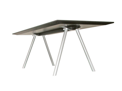 Maarten van Severen. Маартен ван Северен. A-Table, Vitra, 2004