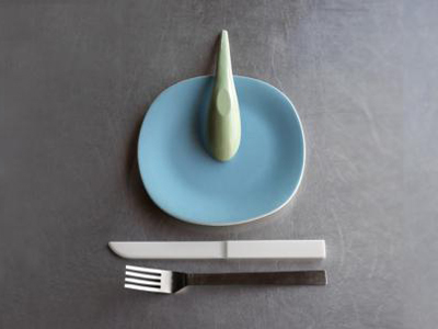 Maarten van Severen. Маартен ван Северен. Hybrid Cutlery, When Objects Work, 2004