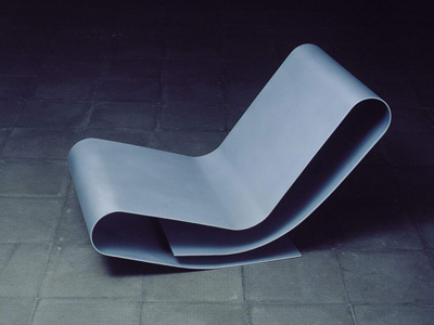 Maarten van Severen. Маартен ван Северен. Low Chair, Aiki, 1993-95