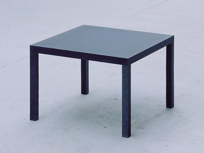 Maarten van Severen. Маартен ван Северен. 70% Table, Aiki, 1993