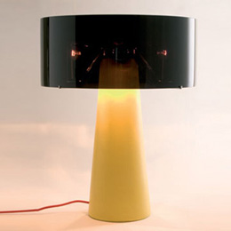 Ettore Sottsass. Этторе Соттсасс. Abat-Jour Table Lamp