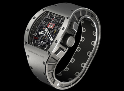 Philippe Starck. Филипп Старк. Richard Mille by STARCK, Richard Mille 2008