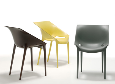 Philippe Starck. Филипп Старк. Doctor Yes, Kartell 2007