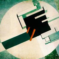 Эль Лисицкий. Проун «Город» (явление площади). 1921