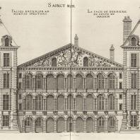 Замок Сен-Мор. Филибер Делорм / Château de Saint-Maur. Philibert Delorme