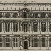 Лувр, Париж. Пьер Леско (Pierre Lescot), Жан Гужон (Jean Goujon), 1579