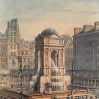 Фонтан Невинных, Париж. Пьер Леско (Pierre Lescot), Жан Гужон (Jean Goujon), 1549