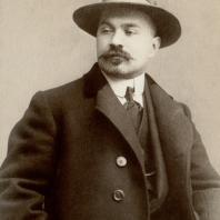 Алексей Викторович Щусев (1873—1949). 1910-е.