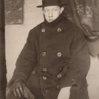 Владимир Евграфович Татлин. 1914. Париж