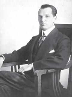 Михаил Витольдович Красовский (7 февраля 1874 — 15 апреля 1939)