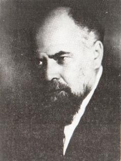 Александр Александрович Веснин (1883—1959)